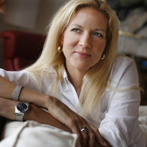 Liza Marklund hører hjemme på thriller-toppen