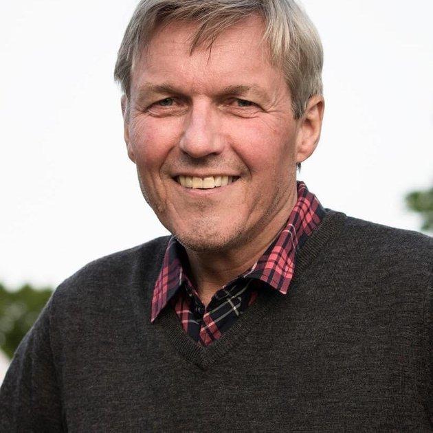 Jan Ove Ekeberg fullfører sin vikinghistorie med stil.
