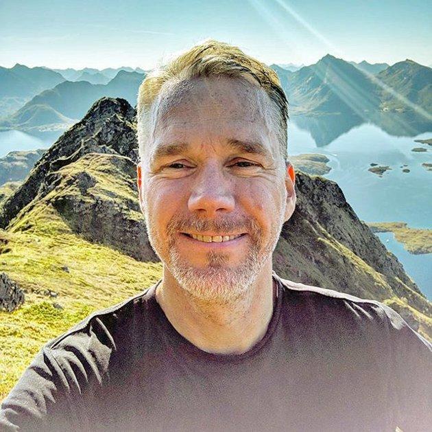 Christian Torset, 2. kandidat til Stortinget for Nordland SV