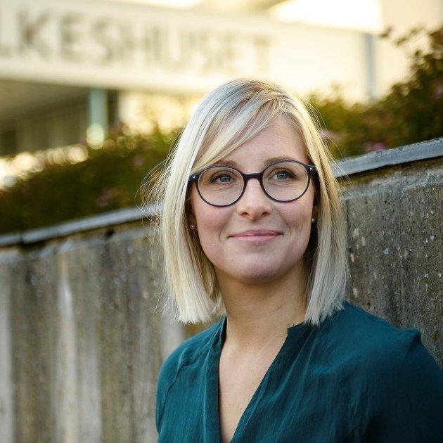 Sigrid Ina Simonsen, regionsjef nord