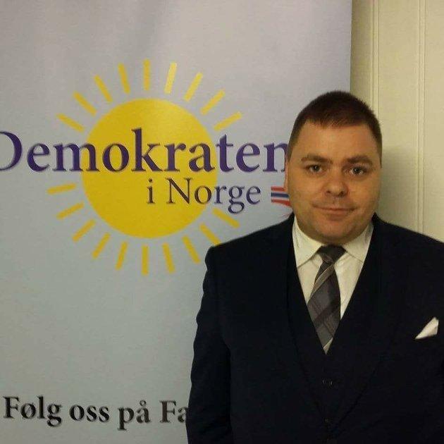 Per-Christian Stenvaag, org. nestleder Demokratene i Norge