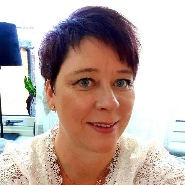 PÅ LAG: – Vi trenger en stat som spiller på lag med småbyer som Gjøvik. Og som forstår den virkeligheten vi lever i, skriver leder Kristin Stensrud (Ap).