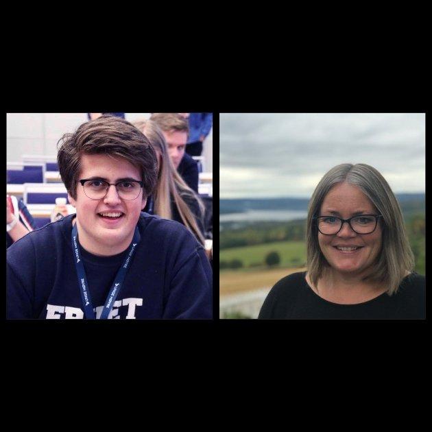 VALG: – Vi må la ungdommen selv velge hvilken skole de vil gå på, skriver Høyres Mattis Månum Pettersen og Kari-Anne Jønnes.