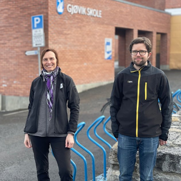 BYVEKST: - MDG vil utvide ordninga med byvekstavtaler til å omfatte flere byer som satser på kollektivtransport, sykkel og gange. Det vil gjøre det mulig for også mindre byer som Gjøvik å bli en del av ordninga, eventuelt sammen med de andre mjøsbyene, skriver Karina Ødegård og Jon André Danielsen (MDG).