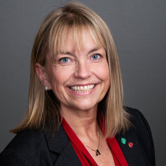 Mona Stormoen, medlem i fylkesutvalget Innlandet fylkeskommune