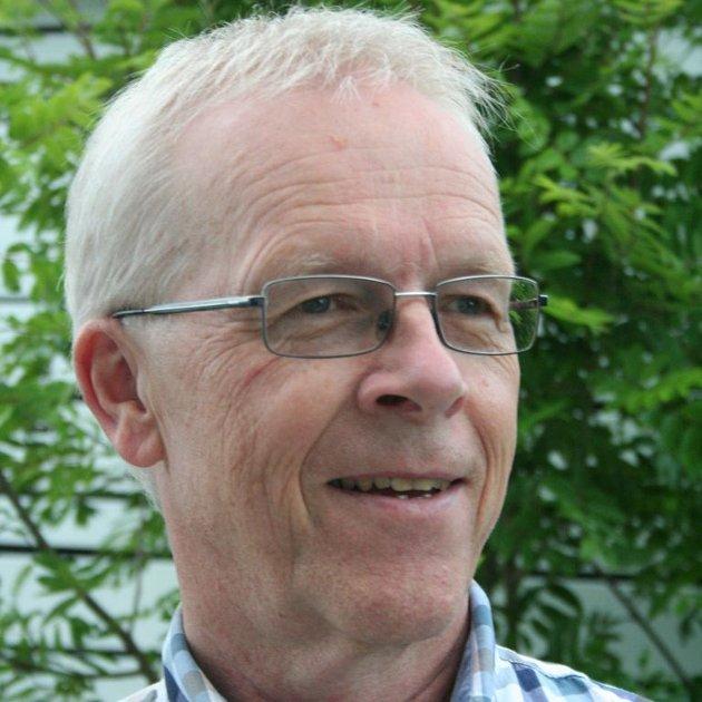 Reidar Aasgaard, medlem av utvalg for KTM og vara i kommunestyret for Senterpartiet