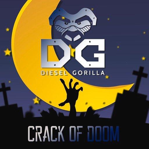 DIESEL GORILLA: Crack of Doom, 2018