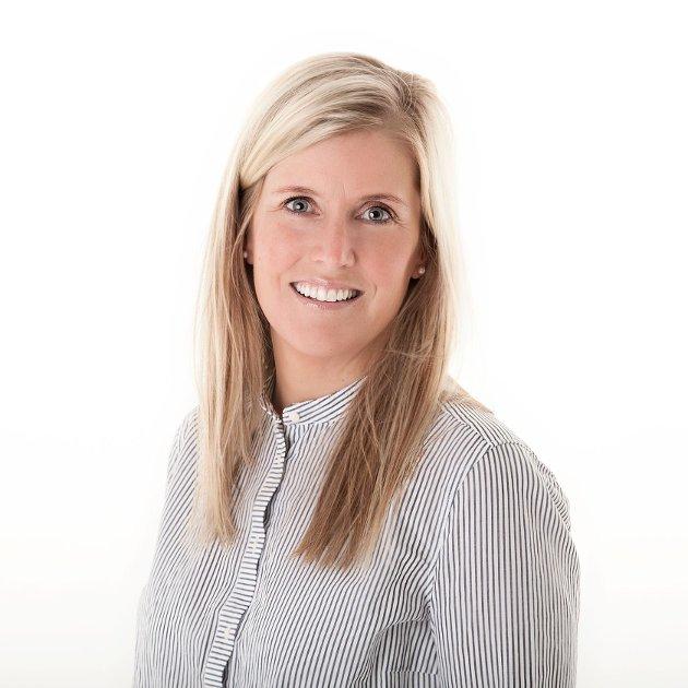 Kristina Konradsen, fagleder Eventyrskogen barnehage