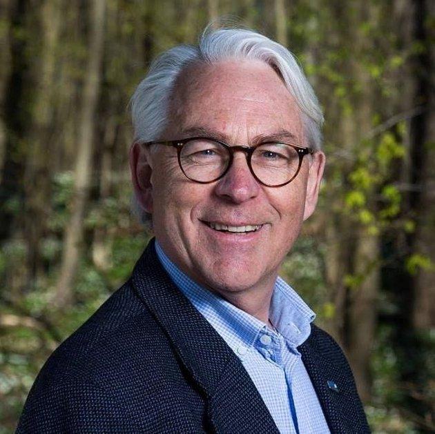 Henning Wold fra Tønsberg er Høyres 3. kandidat på stortingslisten