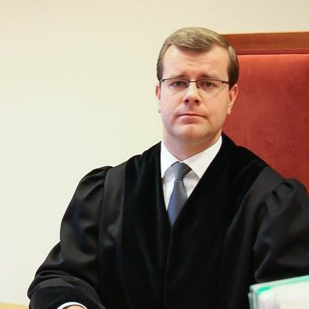 Dommerfullmektig Vegard Rosenvinge Lauvdahl.