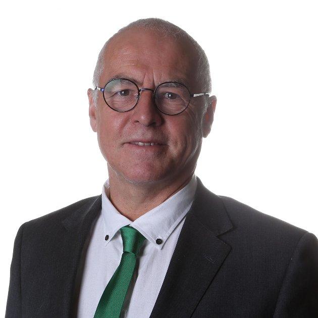 Karl Hans Rønning, gruppeleder.