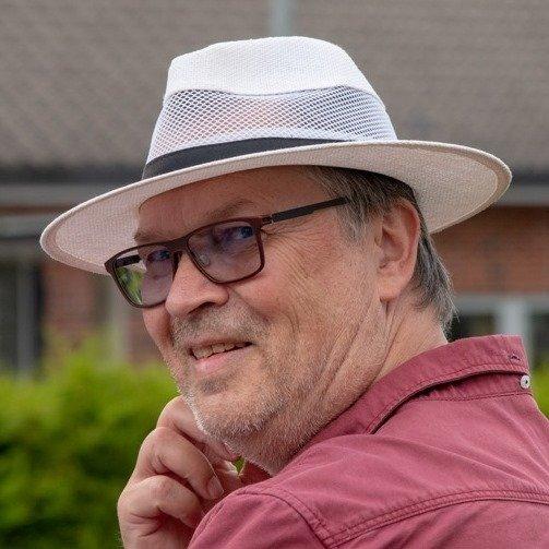 Kjell Karlsrud, profilbilde fra Facebook