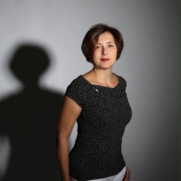 Sanja Pasovic  Kvinnepolitisk leder for Vestfold og Telemark SV