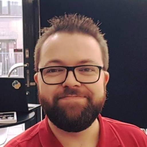 Geir Aasen stiller for Rødt Aurskog-Høland i årets valg