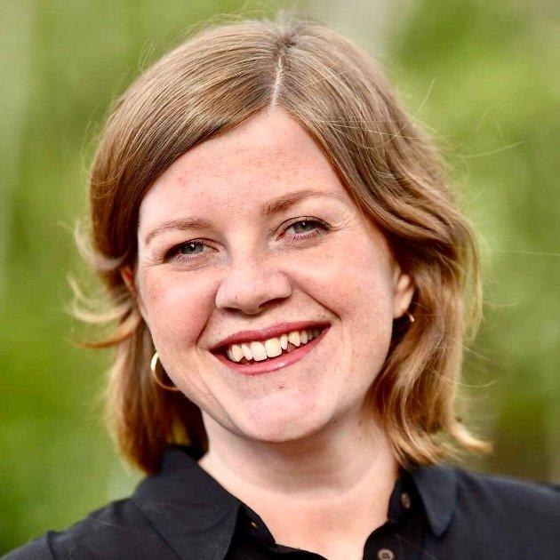 Inger Dyrnes er listekandidat for Lørenskog SV