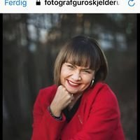 Nancy Gogstad, førstekandidat Lørenskog SV