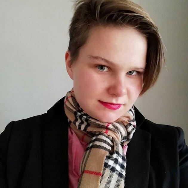 Camilla Bjørnbakken Langen  Vara til Grønn Ungdom Viken