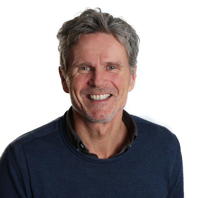Hans-Erik Ramsdal Administrerende direktør i NorgesEnergi