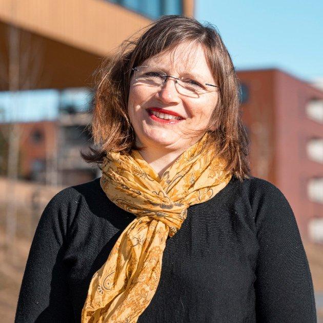 Kari Anne Karlsen, leder for Viken KrF Kvinner