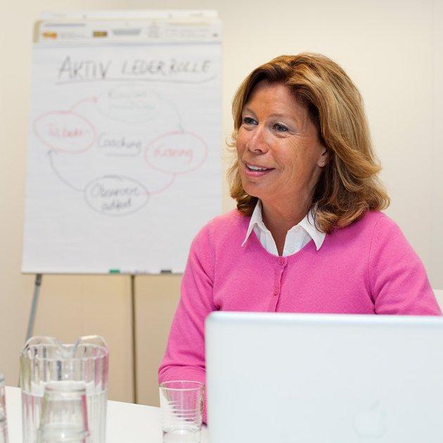 Karin Virik - daglig leder VIRIK AS