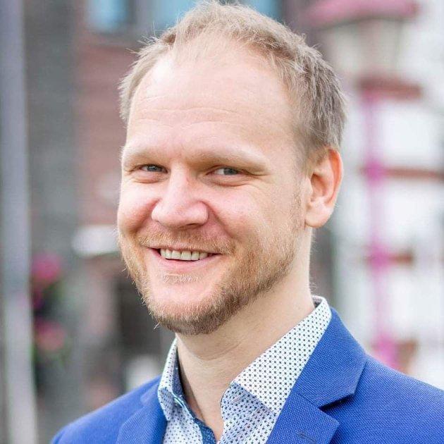 Andreas Jørvum Svendsen.