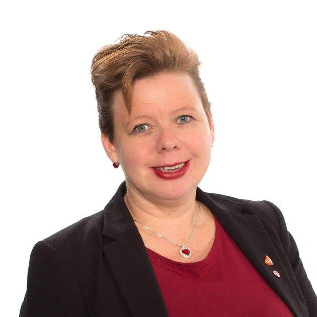 Siv Henriette Jacobsen (Ap), fylkesråd for utdanning og kompetanse i Viken fylkeskommune. (Foto: Tom-Egil Jensen)