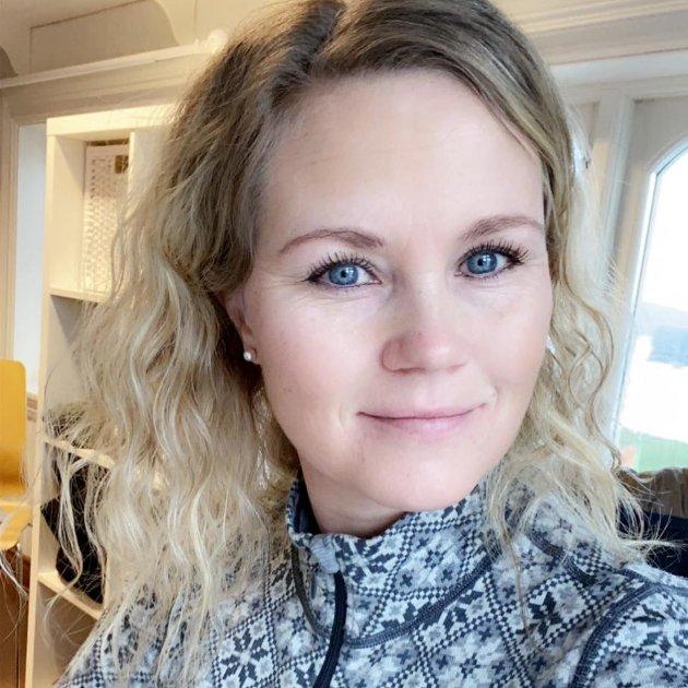 Heidi Kjellmann, ressurspedagog og tillitsvalgt i Læringsverkstedet Store Tune Gård. (Foto: Privat)