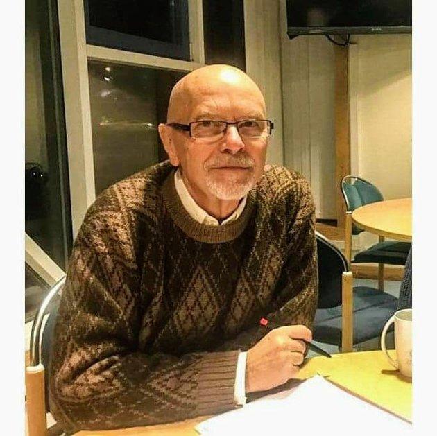 Oddbjørn Bukve er kommunestyrerepresentant for Sogndal SV.