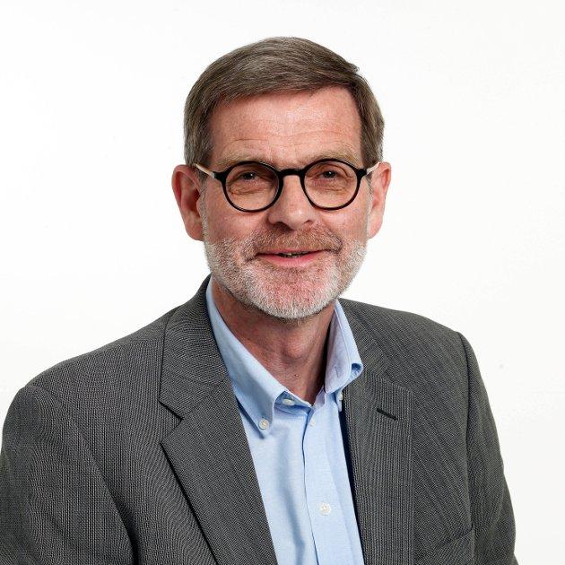 Knut Duesund Fylkesleder Telemark KrF