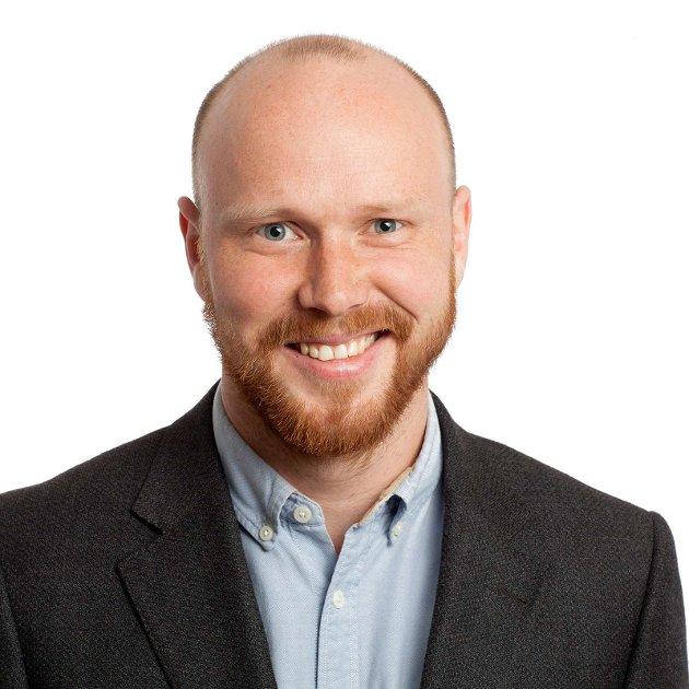 Hans Asbjørn Sørlie, rådgiver i Norges Skogeierforbund