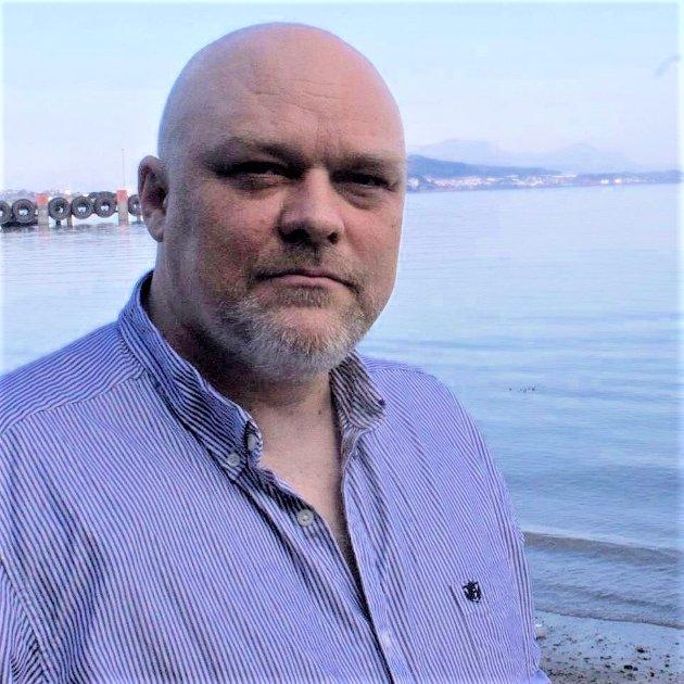 Stig Anders Ohrvik er gruppeleder for Nordmørslista i Kristiansund, og representerer Nordmørslista i bystyret og i formannskapet. Foto: Inger Johanne Ohrvik/privat.