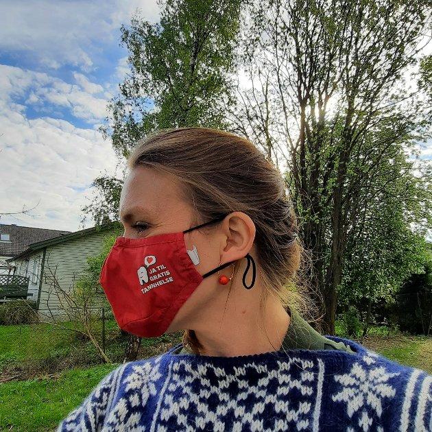 Maren Kurdøl fra Rødt skriver om tannhelse