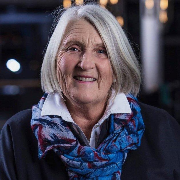 Tove Tangen, Horten, er Høyres 6. kandidat på stortingslisten.