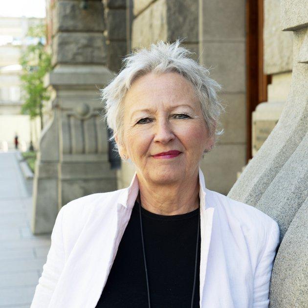 Forfatter Anne Østgaard