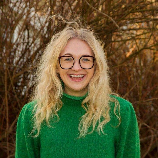 Alida Domaas, bystyrerepresentant for SV i Trondheim og spaltist i Nidaros
