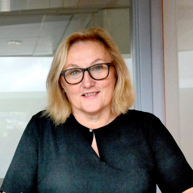 Bente Wold Wigum, direktør NAV Trøndelag