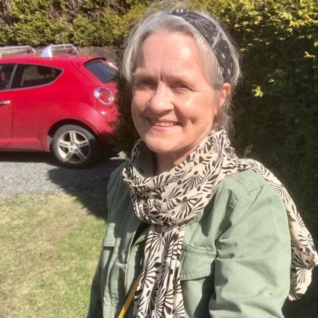 Jurist og mor Kari Reine, Larvik