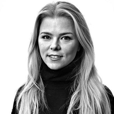 FERDIG SNAKKA: Monica Irén Solberg Susegg er frontsjef og journalist i Trønder-Avisa.