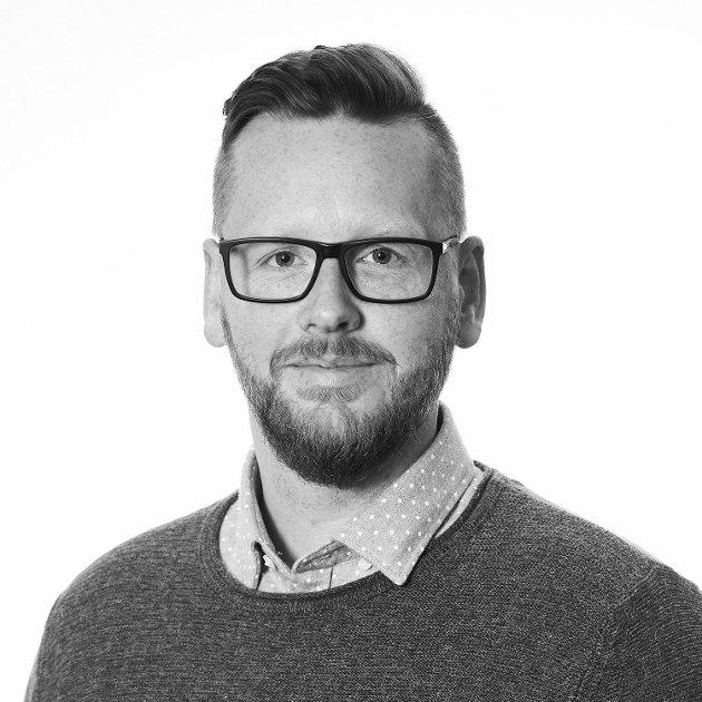 Bjørn Erik Øvrelid er journalist i Trønder-Avisa. Han har tidligere vært fylkessekretær i AUF og har skrevet denne bakgrunnskommentaren om vervingen i ungdomspartiet.