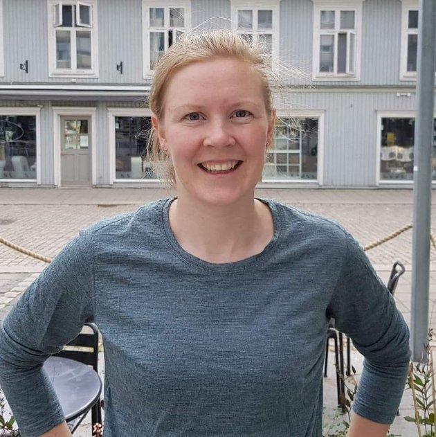 Kari Svingheim, nestleder i utvalg for helse og velferd (MDG)