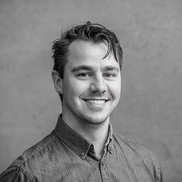 PARTIET SENTRUM: Det er tid for grønn omstilling, skriver Espen Østvold Rølla, 1. kandidat til stortingsvalget, Partiet Sentrum Innlandet.