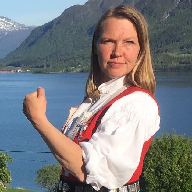 Ingrid Uthaug, Bunadsgeriljaen.