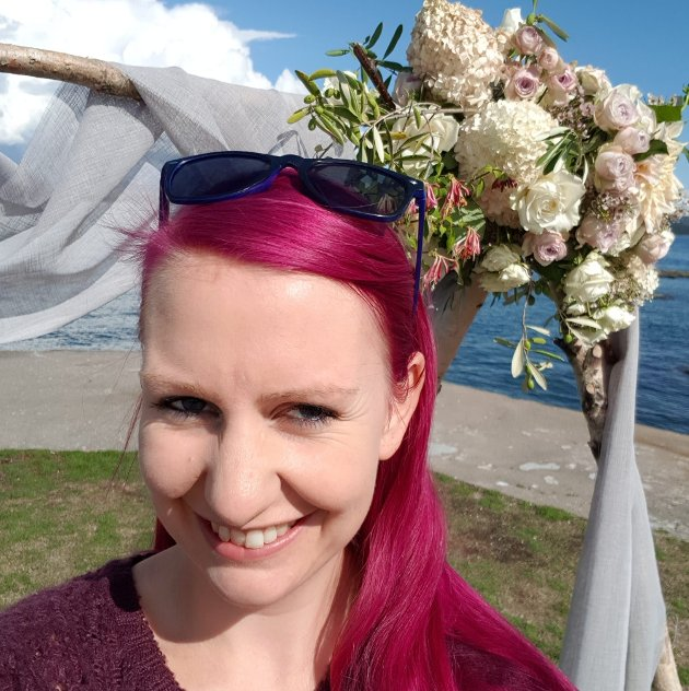 Line Asphaug, 2.kandidat Eidsvoll Miljøpartiet De Grønne