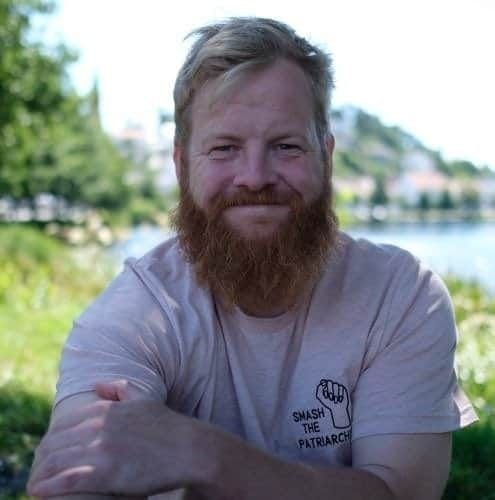 Njål Vigleik Grene-Johnsen, 4.kandidat for SV i Buskerud valgkrets