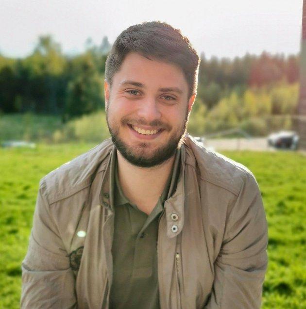 Jesper Nohr (Sp) mener det  trengs en Senterparti-ledet regjering som virkelig satser på skogen