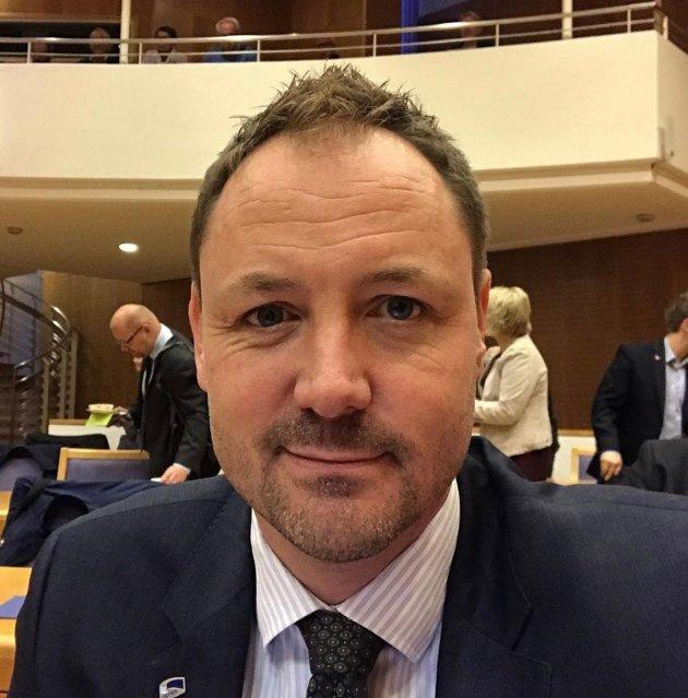 Roy Merli, hovedutvalg for miljø og samfunn, kommunestyremedlem Lillestrøm kommune, Høyre