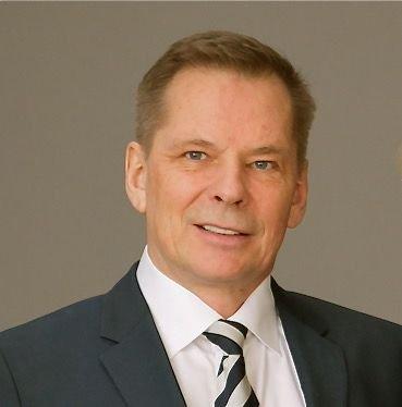 Dan Viggo Bergtun, President i The World Veterans Federation, Lillestrøm