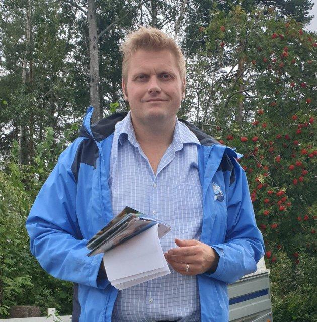 Nestleder Nesodden Høyre, Christian R. Sundelin.