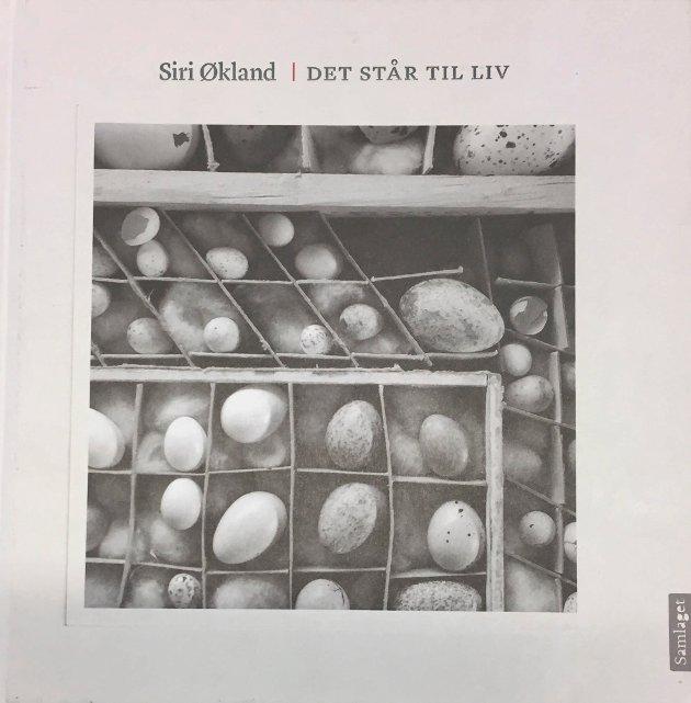 """Siir Økland: """"Det står til liv""""."""
