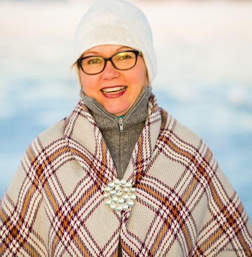 Mari-Ann Benonisen, nestleder, Norsk Sykepleierforbund Troms og Finnmark